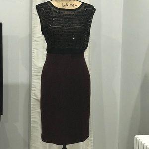 Jones New York wool blend pencil skirt size 16